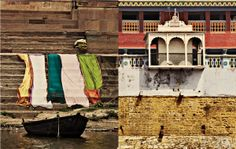 Varanasi L'affaire 2012 By Tarun Khiwal Varanasi, Asian Fashion, Desi, Indian, My Favorite Things, Sarees, Photographers, Painting, Art