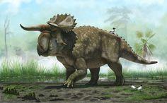 Nasutuceratops titusi by Olorotitan.deviantart.com