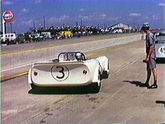 Winning Chaparral 2A at Sebring 1965