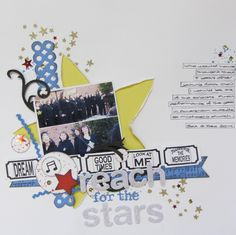 Inspired by a Nic Howard dimensional details class. My Scrapbook, Memories, Inspired, Detail, Inspiration, Souvenirs, Biblical Inspiration, Remember This, Inspirational