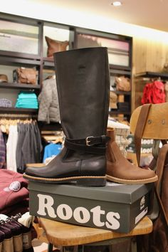 OC Style Approved Round 2! Possibly the best winter boots from Roots?
