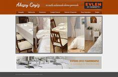 Akçay website design
