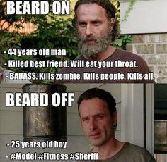 Rick Grimes! #twd