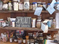 SPROUT Seed Library
