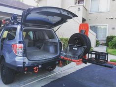 ('09-'13) Overland Build Thread - Page 6 - Subaru Forester Owners Forum