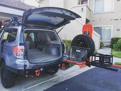 Overland Build Thread - Page 6 - Subaru Forester Owners Forum Subaru 4x4, Subaru Forester Lifted, Subaru Outback Offroad, Lifted Subaru, Subaru Cars, Subaru Impreza, Subaru Outback Accessories, Truck Tent, Mitsubishi Lancer Evolution