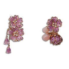 Le rêve éveillé de Morphée Joaillerie écrit par Like A B #MorpheeJoaillerie #LikeAB #CherryBlossoms #Jewellery #Jewelry #FineJewelry