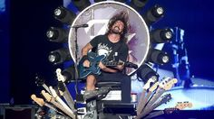 Why 2015 belongs to Dave Grohl and the Foo Fighters