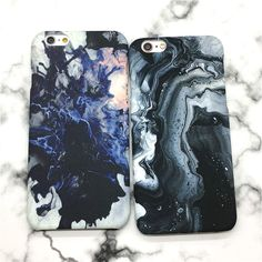 Luxury Marble Stone Hard Matte Plastic Cover for Apple IPhone 6 6s 5 5s SE Phone Cases Stylish Cute Unique Ultra Thin Shell Capa