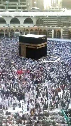 Beautiful Dua, Beautiful Islamic Quotes, Beautiful Places, Islamic Images, Islamic Videos, Masjid Al Haram, Islamic Architecture, Madina, Second World