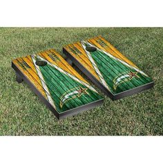 Victory Tailgate George Mason Patriots Cornhole Game Set - 822825, Durable