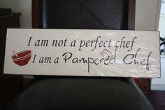 Pampered Chef Vinyl Lettering Board, Love it! www.pamperedchef.biz/esteskitchen