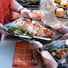 So durable. So sturdy. So absolutely beautiful. You'll be amazed at how well this stoneware platter handles prep work and serving duty. Dishwasher and microwave safe. Oven safe to x Plates And Bowls, Salad Plates, Good Morning America Today, Willow House, Mario Batali, Serving Platters, Wonderful Things, Dinner Plates, A Table