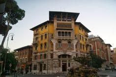 vacanze romane: Quartiere Coppedè