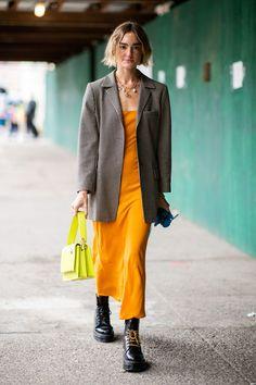dd96f7e12d67 Street Style - New York Fashion Week September 2018 - Day 5 New York Street  Style