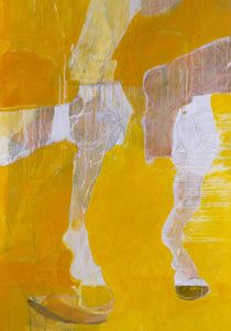 Michael Manning abstract paintings