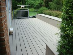 classy composite decking color samples with NewTechWood Building Materials UltraShield Magellan Series 0.9 in. x 5.5 in. x 16 ft. Solid Composite Decking Board in