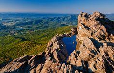 Stony Man Mountain, mountain hiking