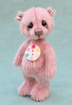 cameo    Artist Bears and Handmade Bears from Pipkins miniature artist bears