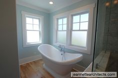 Street View - traditional - bathroom - los angeles - Jeannette Architects