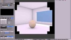 Blender Ambient occlusion for interior lighting tutorial, via YouTube.