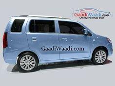 Maruti Suzuki Wagon R MPV with 7 seats spied in India