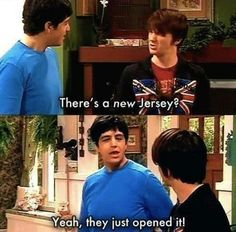 Haha Drake And Josh Quotes, Old Disney Tv Shows, Drake Bell, Comedy, Nickelodeon Shows, Childhood Tv Shows, Tv Show Quotes, College Humor, Cartoons