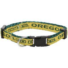 Oregon Ducks Pet Collar