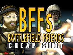 Battlefield Friends (Happy Hour) - Cheap Shot - http://www.thehowto.info/battlefield-friends-happy-hour-cheap-shot/