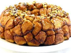 Nostalgic and Fun To Eat…Sweet and Skinny Monkey Bread with Weight Watchers Points | Skinny Kitchen