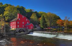 The Red Mill by Lanis Rossi on 500px