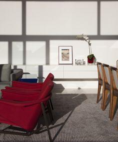Interiores Apartamento Duo RF / Stuchi & Leite Projetos