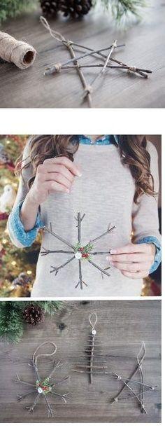 20 Brilliant Christmas Decoration DIYs
