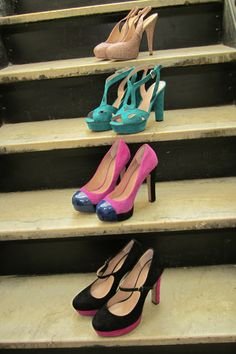 True Confessions of a Shoe-A-Holic!