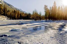 Must Do Winter Experiences in Banff National Park, Canada - Tales of Two