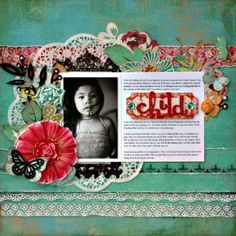 """BG """"Hello Luscious"""" page by LadyGrace"""