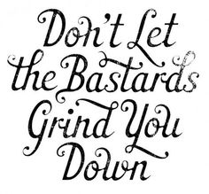 Cut the negative people out of your life in 2013