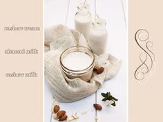 How to make Blended Nut Milks and Creams – Shades of Cinnamon