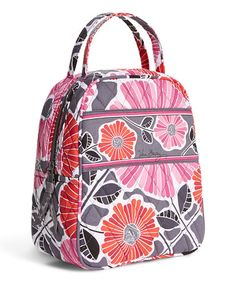 Cheery Blossoms Lunch Bunch Bag #zulily #zulilyfinds