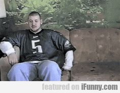 Assume Position, Commence Belly Scratch…too funny