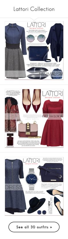 """Lattori Collection"" by lucky-1990 ❤ liked on Polyvore featuring Lattori, H&M, Radley, Spitfire, Gianvito Rossi, Urban Decay, lattori, Zara, Tory Burch and Valentino"