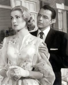 "Grace Kelly and Frank Sinatra - ""High Society"" (1956)"