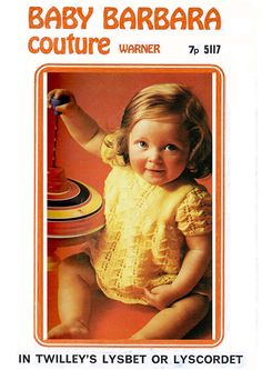 Items similar to PDF Vintage Baby Girl Knitting Pattern Summer Dress YELLOW Lacy Coats Twilleys Angel Chevron Toddler Yoke Couture on Etsy Girls Summer Outfits, Kids Outfits, Summer Dresses, Vintage Knitting, Baby Knitting, Burberry, Yellow Dress Summer, Knit Baby Dress, Summer Dress Patterns