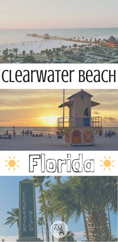 10 Best Tips for Your Trip to Clearwater Beach FL - Florida Vacations and Travel - Beach Vacation Tips, Florida Vacation, Florida Travel, Beach Trip, Vacation Destinations, Beach Travel, Beach Vacations, Family Vacations, Vacation Ideas
