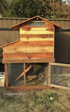 1000 images about chicken coops on pinterest chicken for Homemade chicken coops for sale