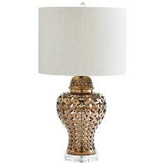 Casablanca Lamp W/Cfl