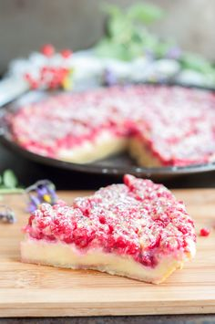 Red Currant Clafoutis