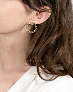 Tiny Star Earrings/ Diamond Star Earrings in Solid Gold/ Tiny Diamond Earrings/ Tiny Stud Earrings/ Tiny Diamond Studs/ Valentines Day - Fine Jewelry Ideas Tiny Stud Earrings, Gold Hoop Earrings, Crystal Earrings, Crystal Jewelry, Gold Jewelry, Diamond Earrings, Fine Jewelry, Danty Jewelry, Initial Earrings