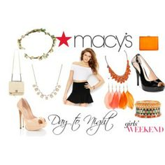 Stylin' Summer Vacation with Macy's Impulse: Contest Entry