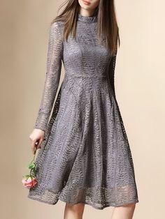23cdaedf497 15 Best Lace midi dresses images
